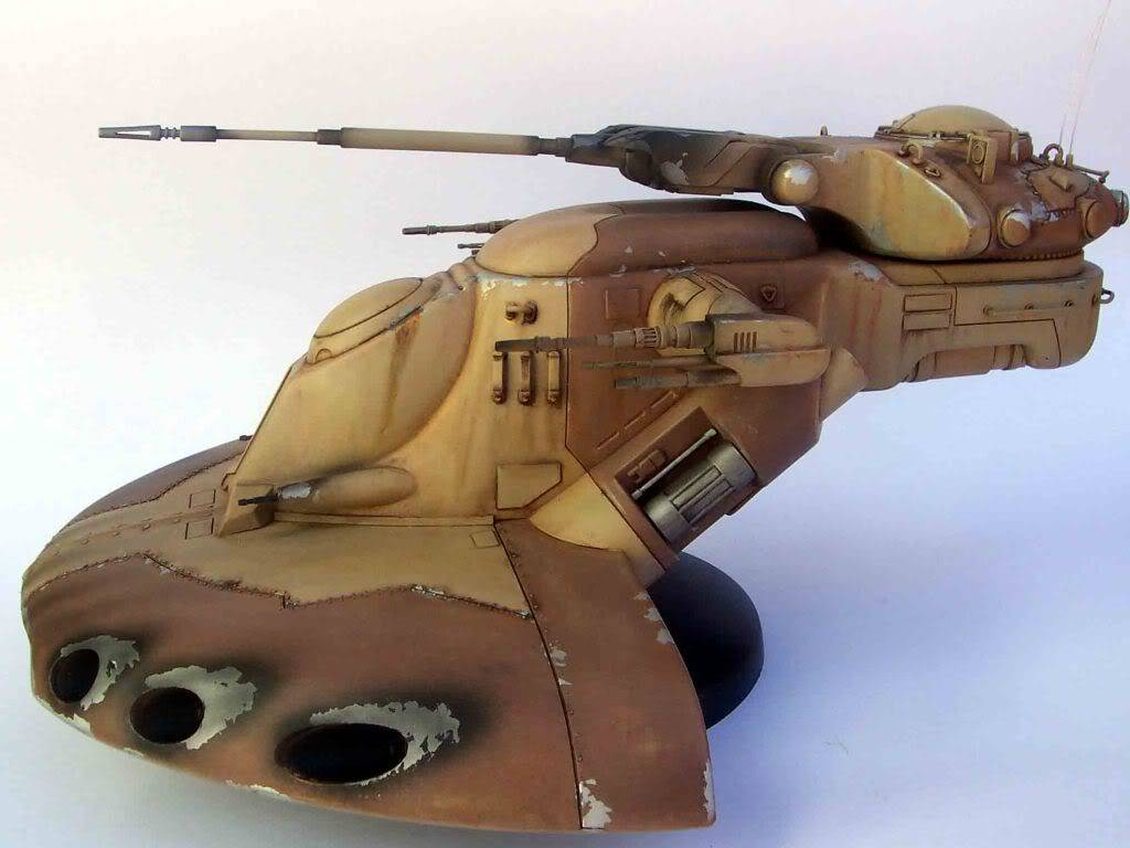 Star Wars: Trade Federation Tank 113