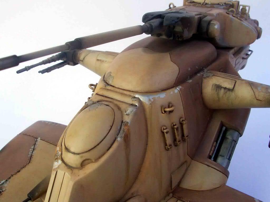 Star Wars: Trade Federation Tank 115