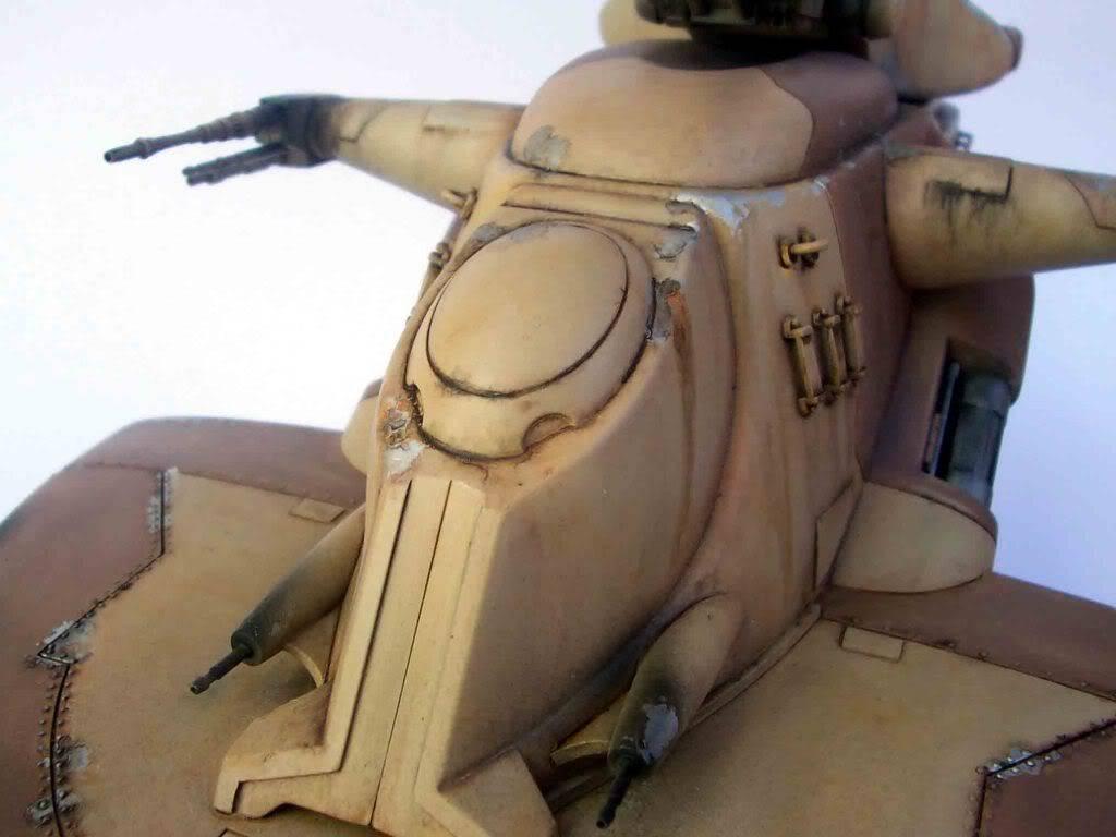 Star Wars: Trade Federation Tank 116