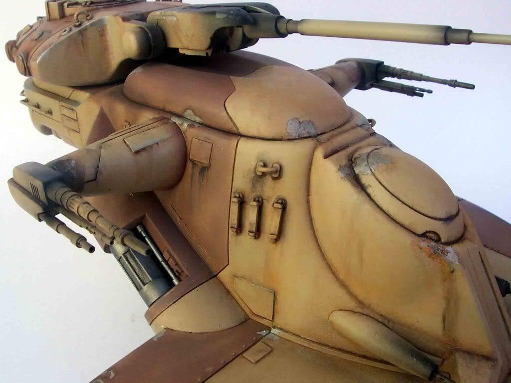 Star Wars: Trade Federation Tank 118