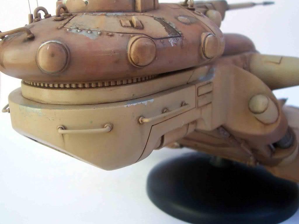 Star Wars: Trade Federation Tank 124