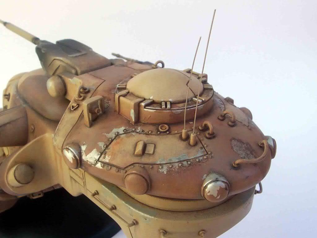 Star Wars: Trade Federation Tank 125