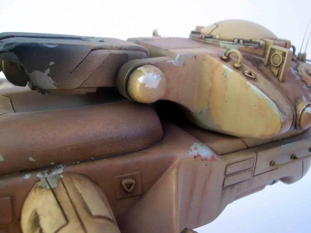 Star Wars: Trade Federation Tank 126
