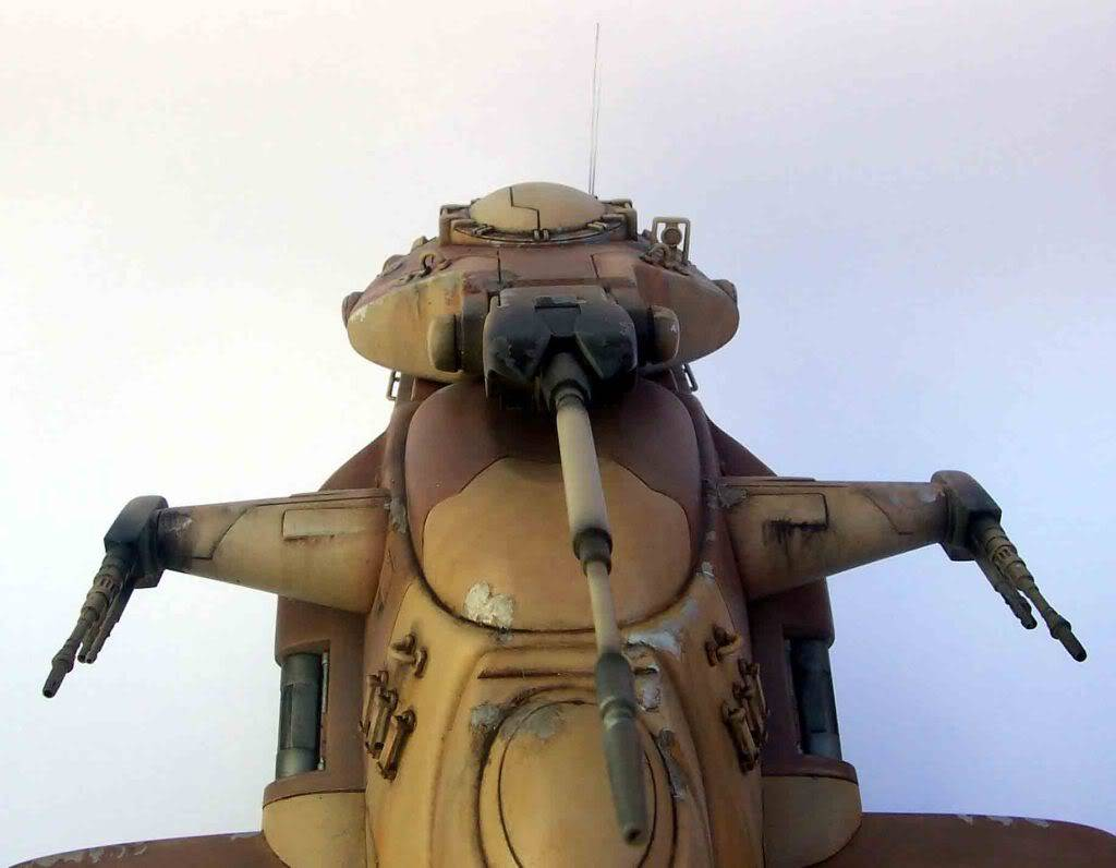 Star Wars: Trade Federation Tank 128