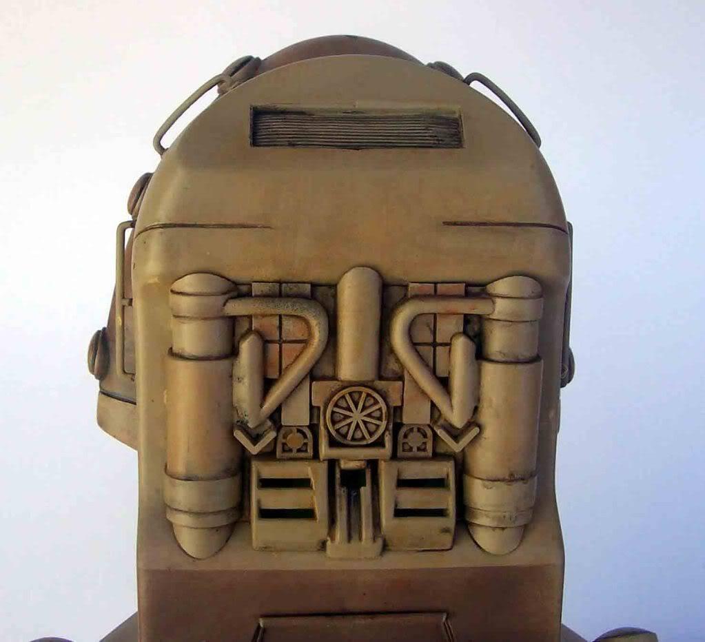 Star Wars: Trade Federation Tank 131