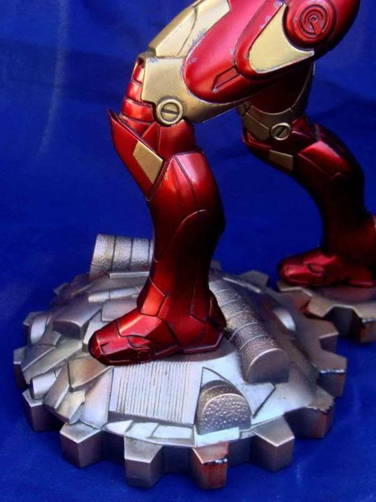 Iron Man - Moebius Mark III 1/8 - Proyecto terminado DSC08977_zps32375e43