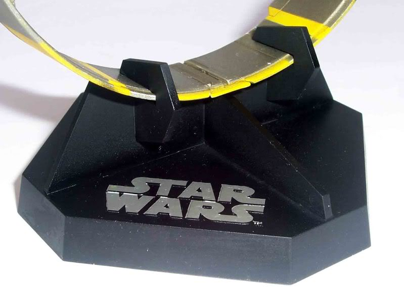 Star Wars - Jedi Starfighter con anillo de hipervelocidad Imagen015