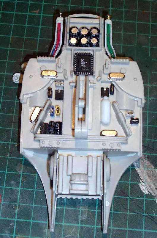 Star Wars -  Battle droid with Stap  1