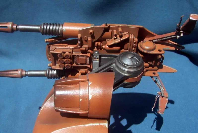 Star Wars -  Battle droid with Stap  F