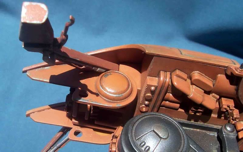 Star Wars -  Battle droid with Stap  Fd