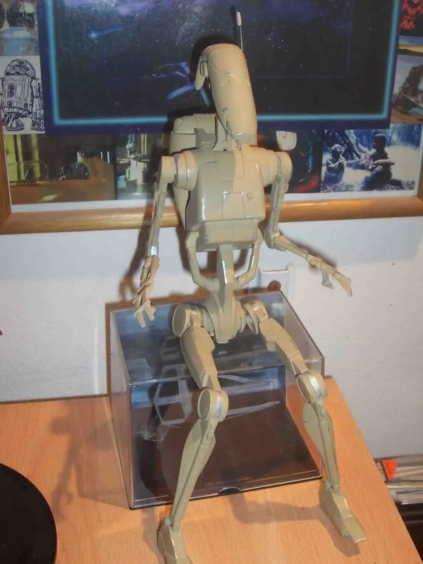 Star Wars -  Battle droid with Stap  Fg