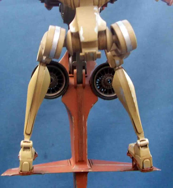 Star Wars -  Battle droid with Stap  H
