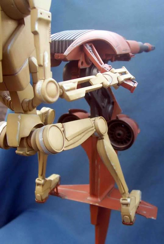 Star Wars -  Battle droid with Stap  I-1