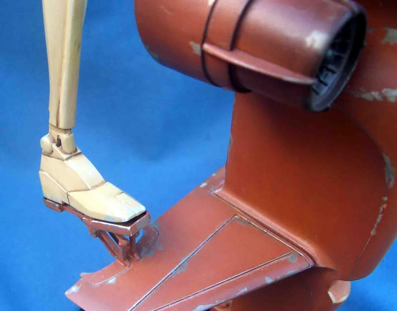 Star Wars -  Battle droid with Stap  If