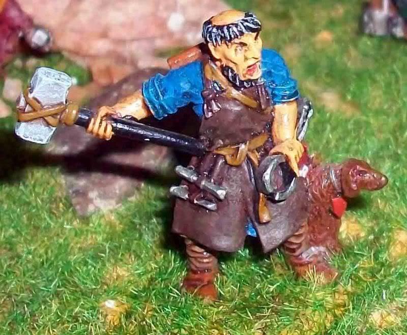 Warhammer  - Bretonnian Field Trebuchet  100_3283