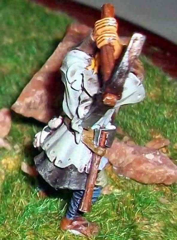 Warhammer  - Bretonnian Field Trebuchet  100_3284
