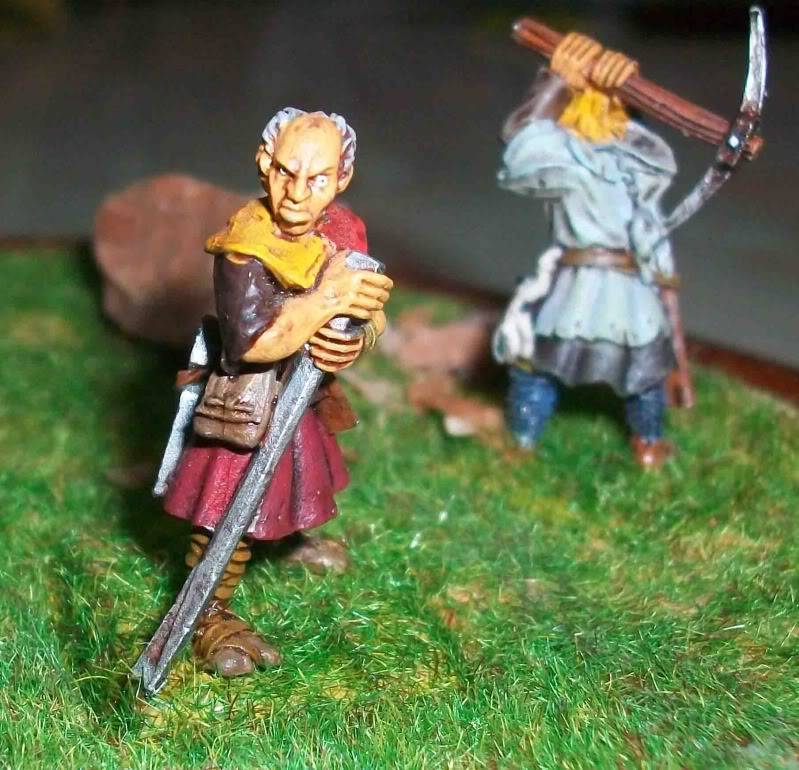 Warhammer  - Bretonnian Field Trebuchet  100_3296