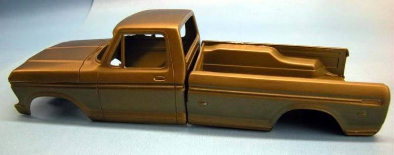 Ford F-350 Pick-up 1979 4x4 1/24 FORD4X419797Grande