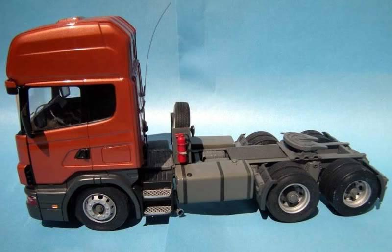 Scania 144L Millennium Truck 1/24 DSCN3697Grande