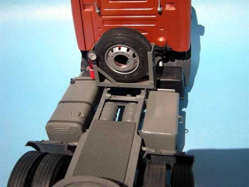 Scania 144L Millennium Truck 1/24 DSCN3701Grande