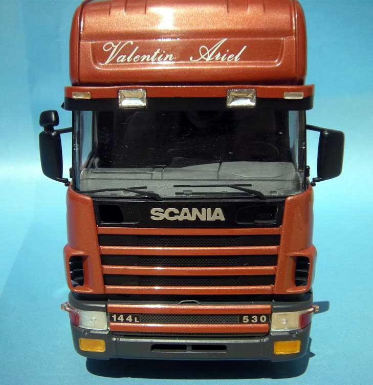 Scania 144L Millennium Truck 1/24 DSCN3705Grande