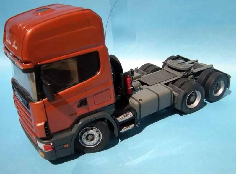 Scania 144L Millennium Truck 1/24 DSCN3706Grande