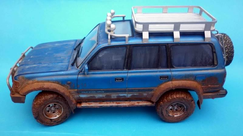 Toyota Land Cruiser 80 P1000068