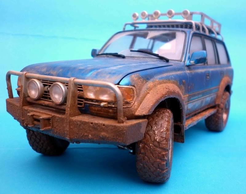 Toyota Land Cruiser 80 P1000071