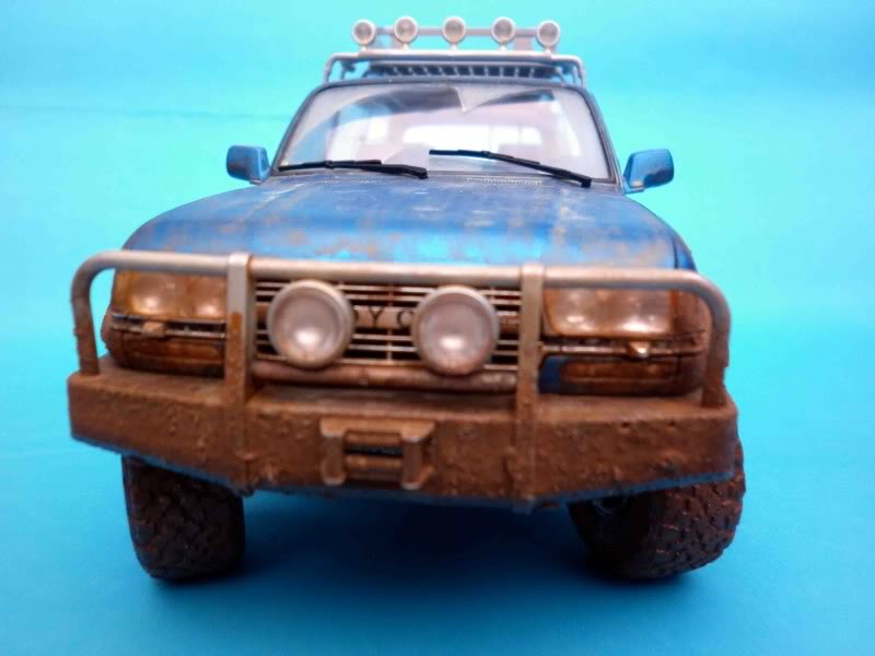 Toyota Land Cruiser 80 P1000072