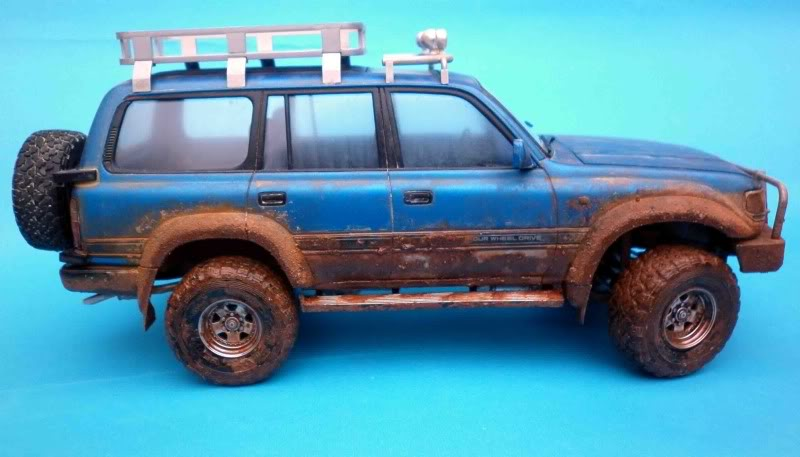 Toyota Land Cruiser 80 P1000073