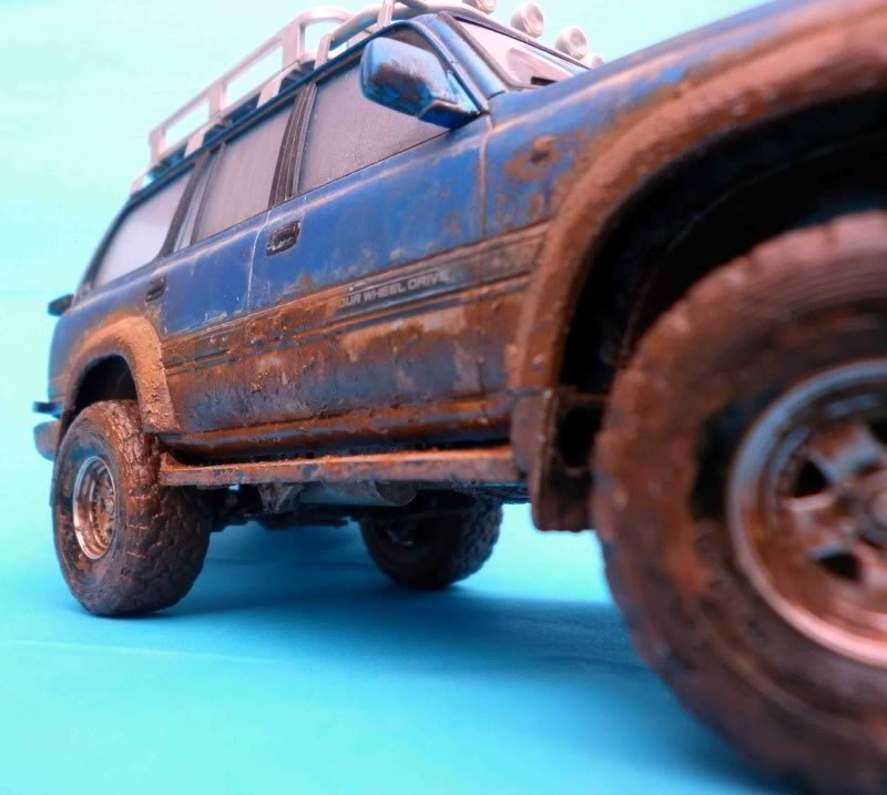 Toyota Land Cruiser 80 P1000076