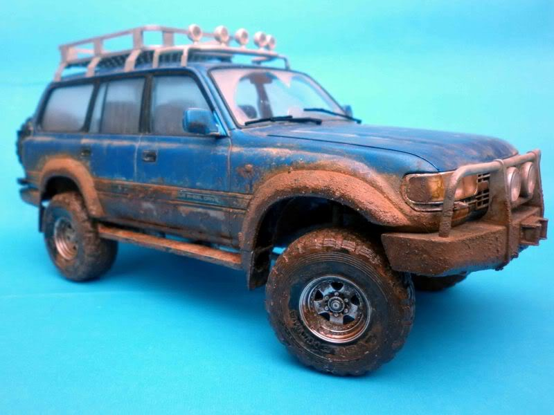 Toyota Land Cruiser 80 P1000081