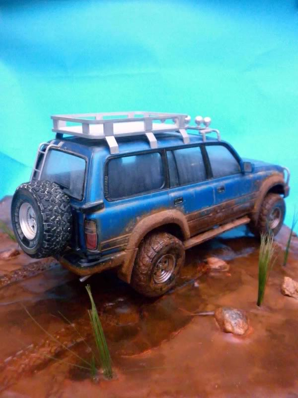 Toyota Land Cruiser 80 P1000086