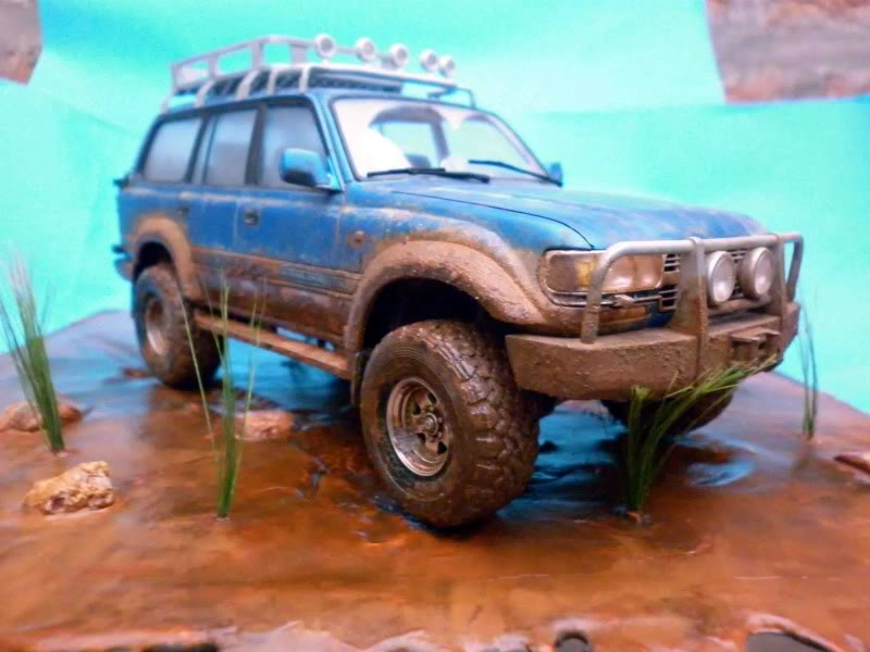 Toyota Land Cruiser 80 P1000087