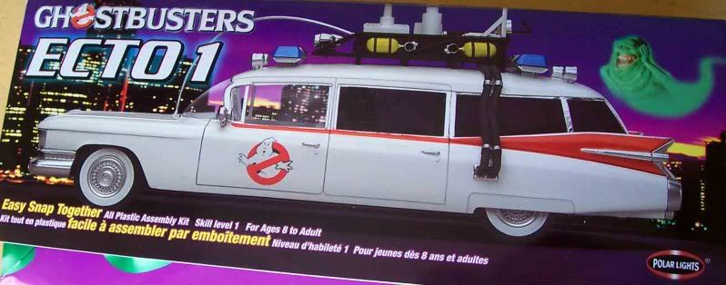 Kit Review - Ecto 1 - Ghostbusters Imagen050