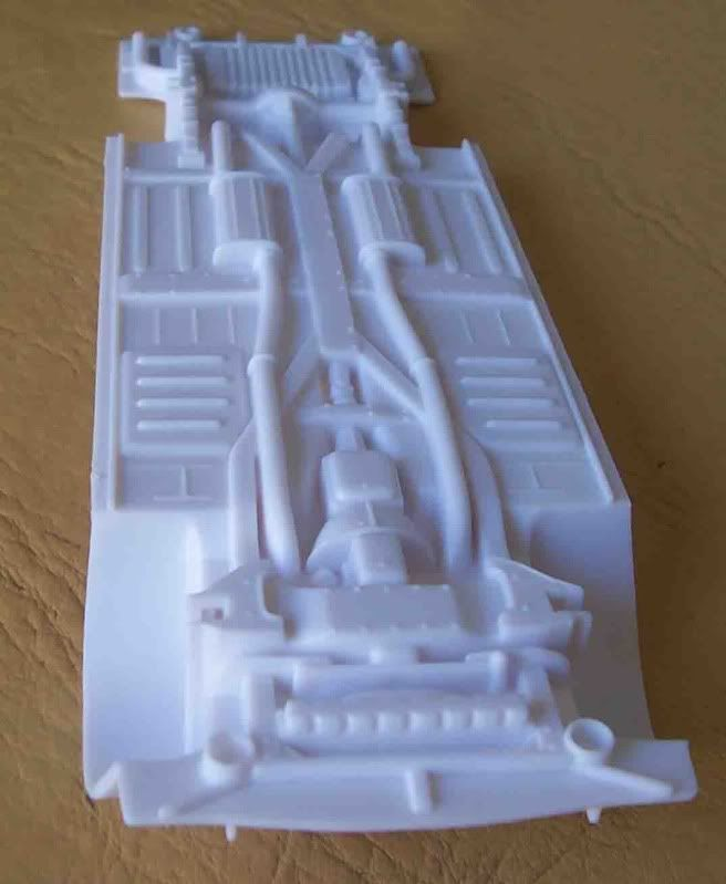 Kit Review - Ecto 1 - Ghostbusters Imagen067
