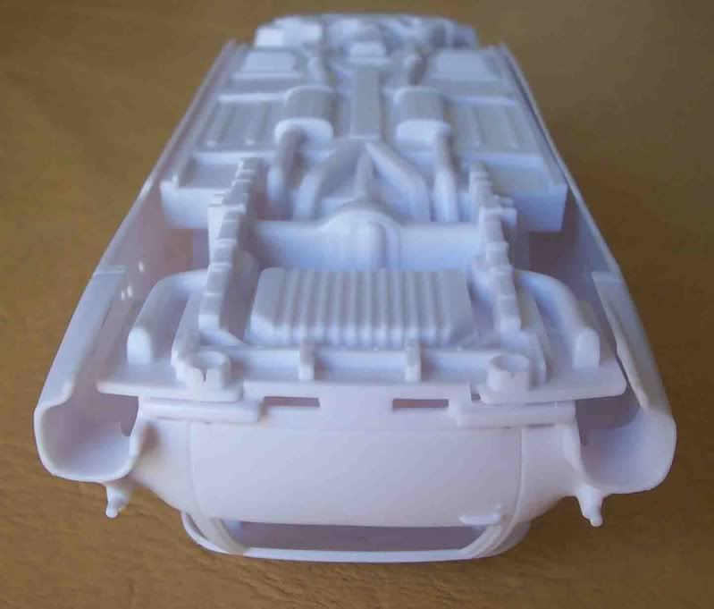 Kit Review - Ecto 1 - Ghostbusters Imagen072