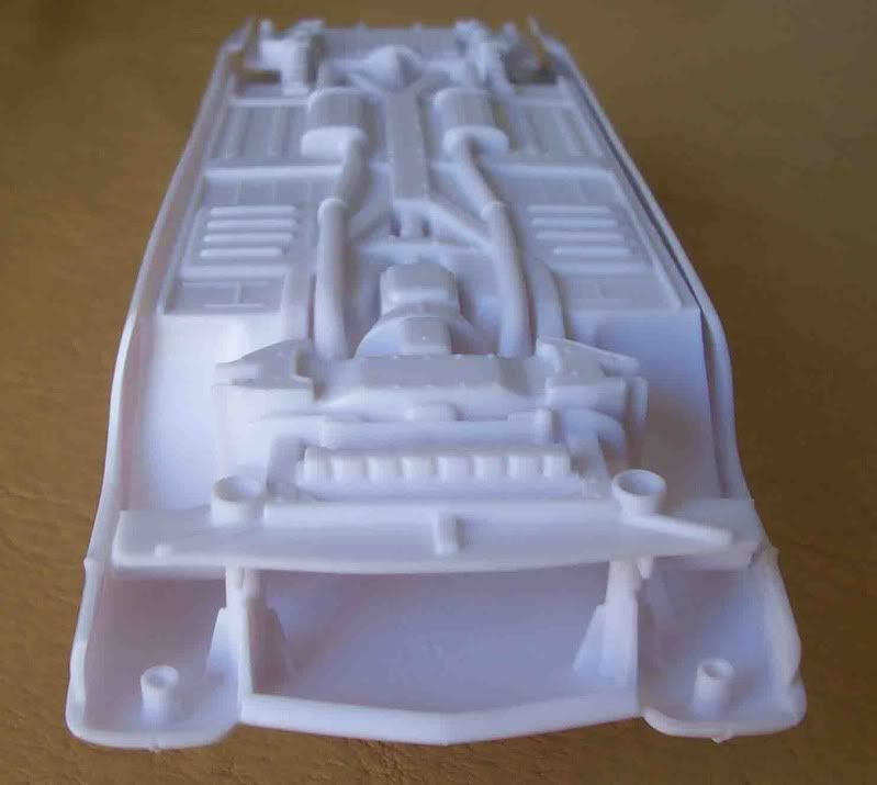 Kit Review - Ecto 1 - Ghostbusters Imagen073