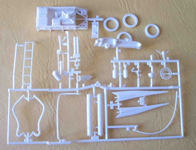 Kit Review - Ecto 1 - Ghostbusters Imagen089