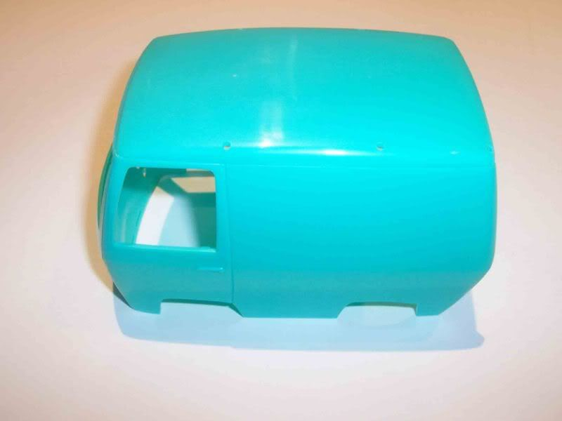 Kit Review - The Mistery Machine - Scooby Doo Imagen005