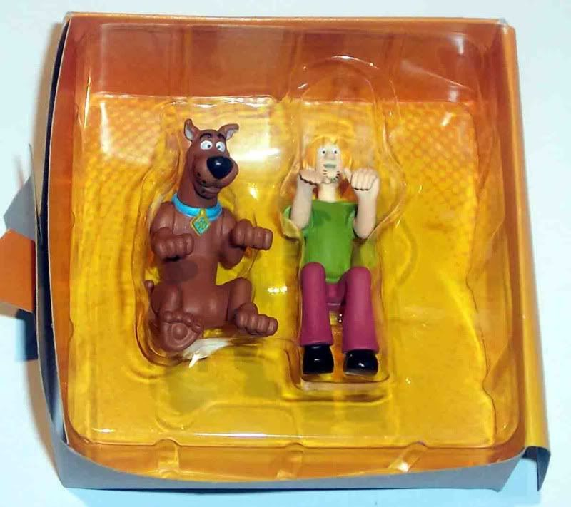 Kit Review - The Mistery Machine - Scooby Doo Imagen019