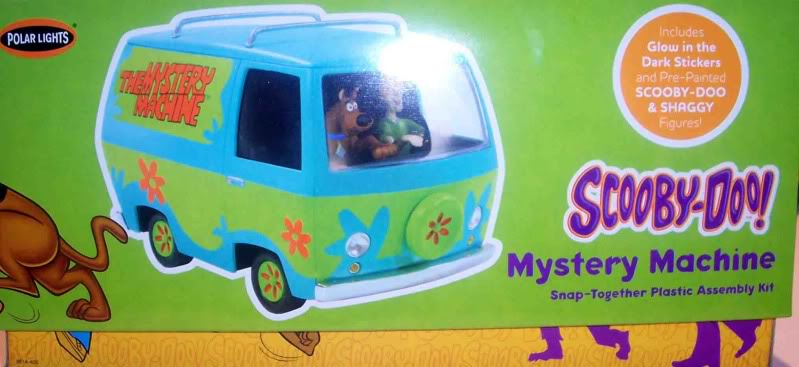 Kit Review - The Mistery Machine - Scooby Doo Imagen020