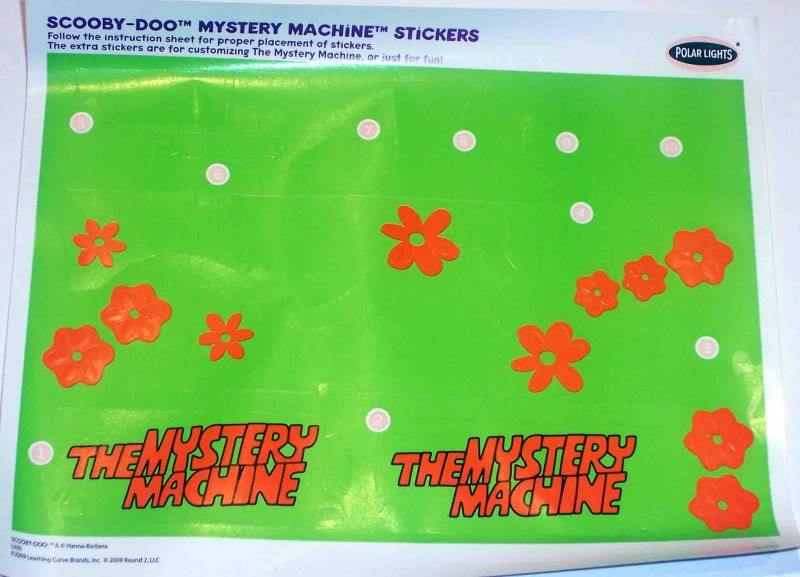 Kit Review - The Mistery Machine - Scooby Doo Imagen026