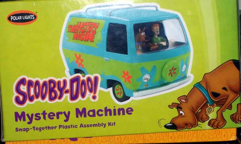 Kit Review - The Mistery Machine - Scooby Doo Imagen033