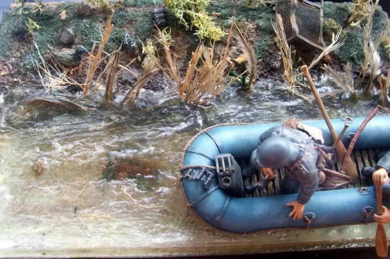 Surcando el río Batman089
