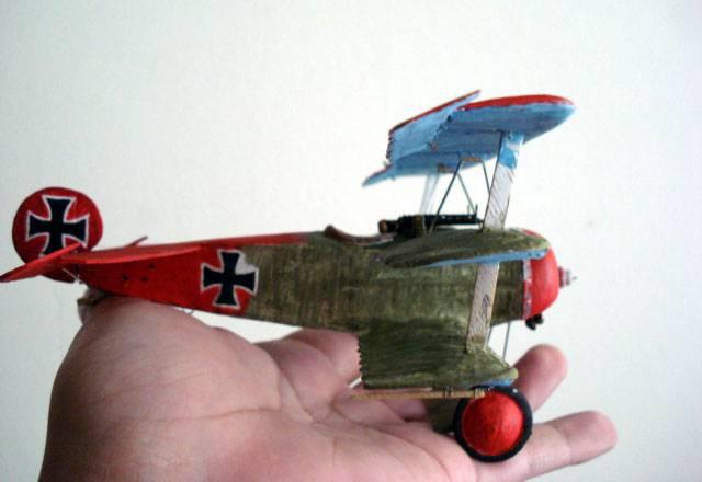 Fokker Dr1 - Autor Oscar Mauricio Cabezas DSC06115_zpsce12b941