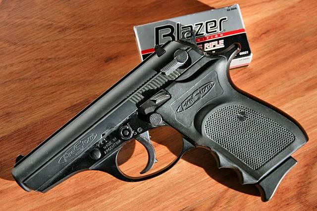 Firestorm 22 pistols available at Davidson's Fs22004
