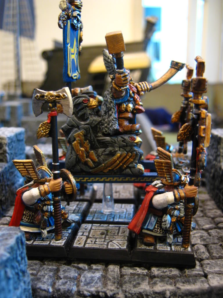 My Warhammer Banners - Page 2 KingKazadoronhisthrone