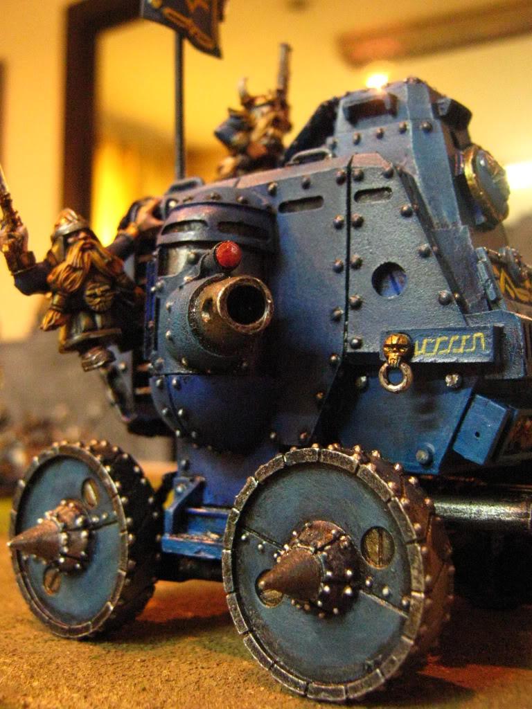 Dreng Tromm's Random Works Dwarftank001