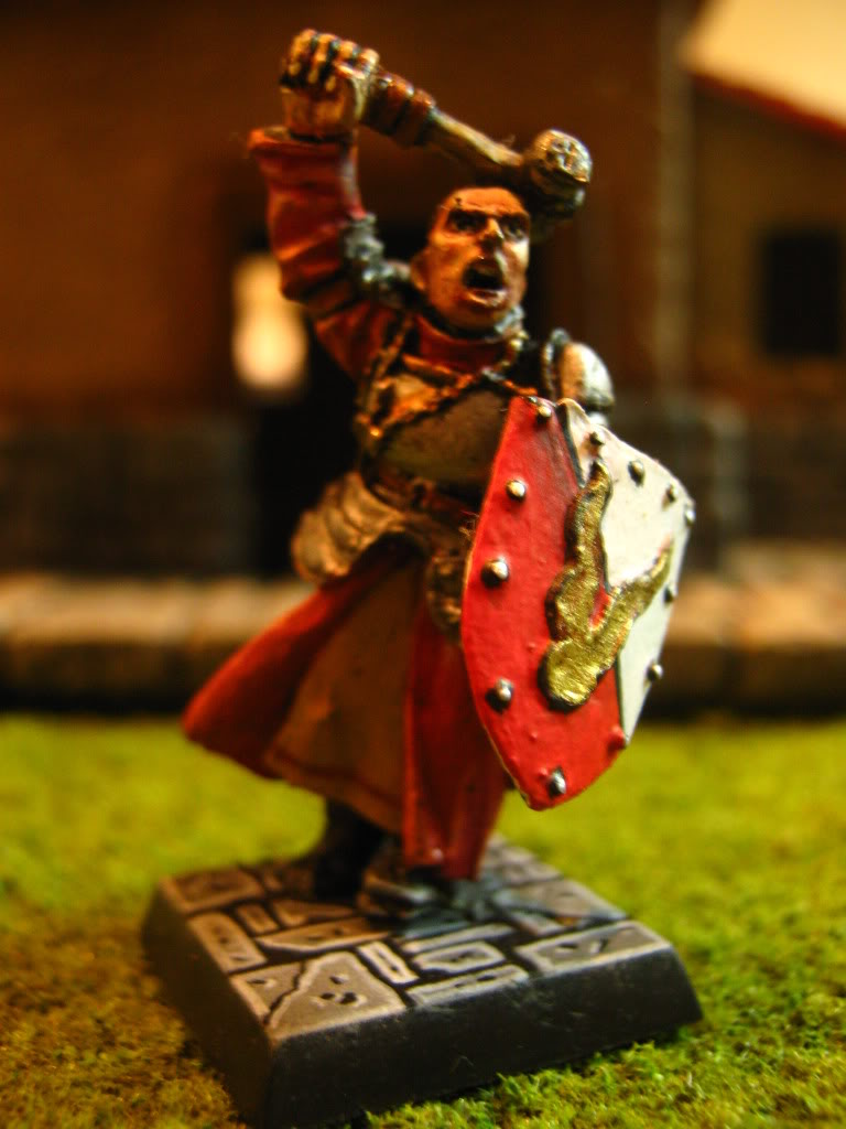 hunter - My Witch Hunter Warband SigmaritePriest